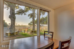 , Rockaway Beach, OR 97136 - View from Dining Area