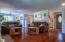 780 Se Ball Blvd, Waldport, OR 97394 - Front Entry to Living Room