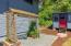 , Rockaway Beach, OR 97136 - Lovely Landscaped yard with shed.