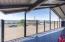 , Rockaway Beach, OR 97136 - Ocean facing covered deck.