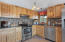 , Rockaway Beach, OR 97136 - Delightly appointed kitchen.