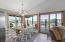 , Rockaway Beach, OR 97136 - Lovely dining room.