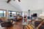 , Rockaway Beach, OR 97136 - Open great room.