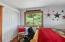 , Rockaway Beach, OR 97136 - Second bedroom private view.