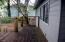 2420 S Crestline Dr, Waldport, OR 97394 - Front deck