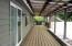 2420 S Crestline Dr, Waldport, OR 97394 - Large deck