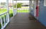 225 NW Spruce St, Waldport, OR 97394 - Front porch