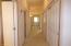 260 Yasek Loop, Toledo, OR 97391 - Hall to Bedroom 3