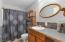 , Rockaway Beach, OR 97136 - Downstairs Guest Bathroom.