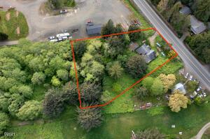 4604 Salmon River Hwy, Otis, OR 97368 - Aerial
