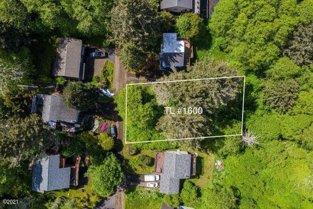 46490 Terrace Dr, Neskowin, OR 97149-9705 - Lot aerial