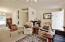 6920 NE Park Lane, Otis, OR 97368 - Living room open to dining