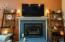 86 Nw 33rd Place, A, Newport, OR 97365 - Gas fireplace