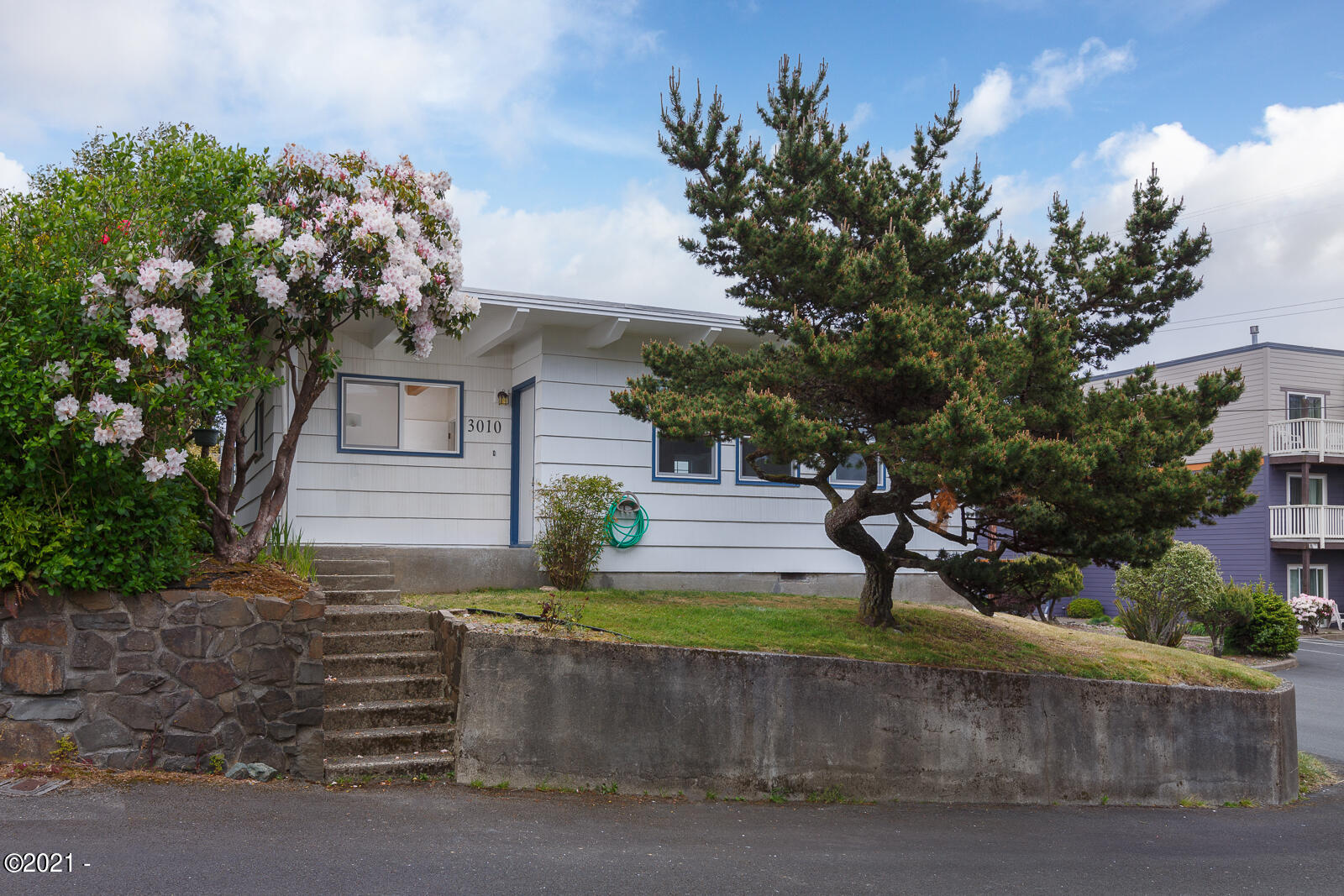 3010 NW Port Dr, Lincoln City, OR 97367 - Front of Home