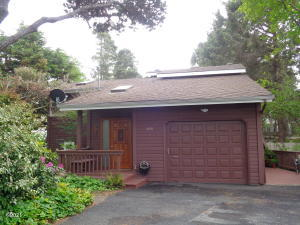 3520 Evergreen Ave, Depoe Bay, OR 97341 - Front Elevation