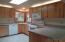 3520 Evergreen Ave, Depoe Bay, OR 97341 - Kitchen w/skylite