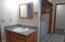 3520 Evergreen Ave, Depoe Bay, OR 97341 - Downstairs bath laundry