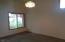 3520 Evergreen Ave, Depoe Bay, OR 97341 - Bedrom 3 (no closet)