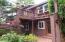3520 Evergreen Ave, Depoe Bay, OR 97341 - Rear Elevation & Decks