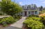759 NW Estate Dr, Seal Rock, OR 97376 - Front Walk