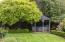 759 NW Estate Dr, Seal Rock, OR 97376 - Gazebo and Hot Tub Back Yard