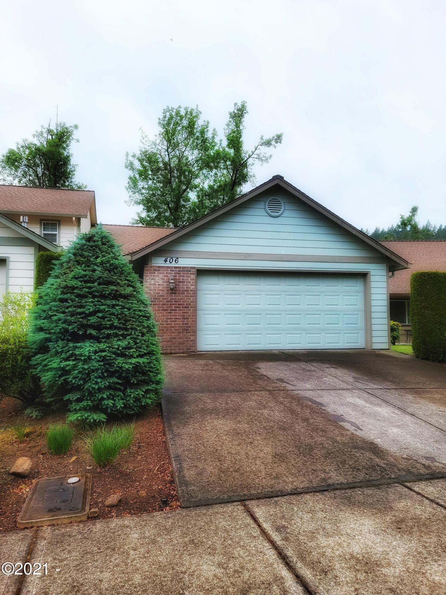 406 Walnut Way, Silverton, OR 97381 - Front of Home