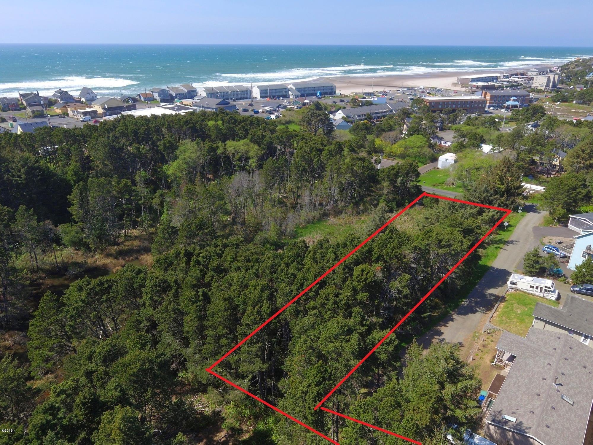 TL 13802 SE Harbor Ave, Lincoln City, OR 97367 - Aerial