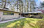 710 NW Terrace Dr, Toledo, OR 97391 - Concrete walkway to main entrance.