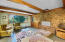 710 NW Terrace Dr, Toledo, OR 97391 - Family room/Dining room