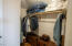 175 Fishing Rock Dr, Depoe Bay, OR 97341 - Master closet