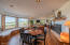 175 Fishing Rock Dr, Depoe Bay, OR 97341 - Lower level family room