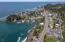 201 Ne Williams Avenue, Depoe Bay, OR 97341 - Aerial looking North pointer
