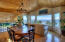 201 Ne Williams Avenue, Depoe Bay, OR 97341 - Family room/Dining upper level