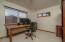 201 Ne Williams Avenue, Depoe Bay, OR 97341 - Lower level bedroom