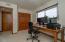 201 Ne Williams Avenue, Depoe Bay, OR 97341 - Lower level bedroom 1