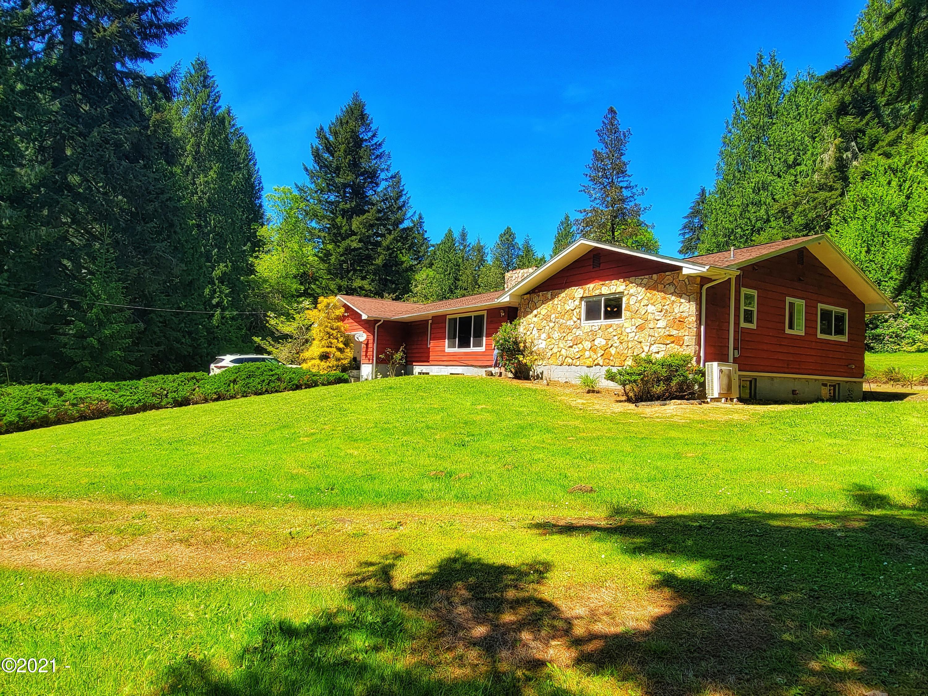 71860 Apiary Rd, Rainier, OR 97048 - Front of Home