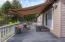 5155 NW Bell Ct, Lincoln City, OR 97367 - West Deck with awning