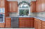 5155 NW Bell Ct, Lincoln City, OR 97367 - Beautiful Arched window