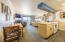 890 SE Bay Blvd, 203, Newport, OR 97365 - Kitchen - Dining -Living
