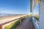 5280 SW Pacific Coast Hwy, Waldport, OR 97394 - Deck View