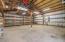 59 N Echo Dr, Otis, OR 97368 - Garage interior
