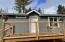476 N Fawn Dr, Otis, OR 97368 - Large front deck!