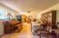 205 Tillicum St, Depoe Bay, OR 97341 - Dining room to kitchen