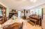 205 Tillicum St, Depoe Bay, OR 97341 - Dining Room_ wood stove