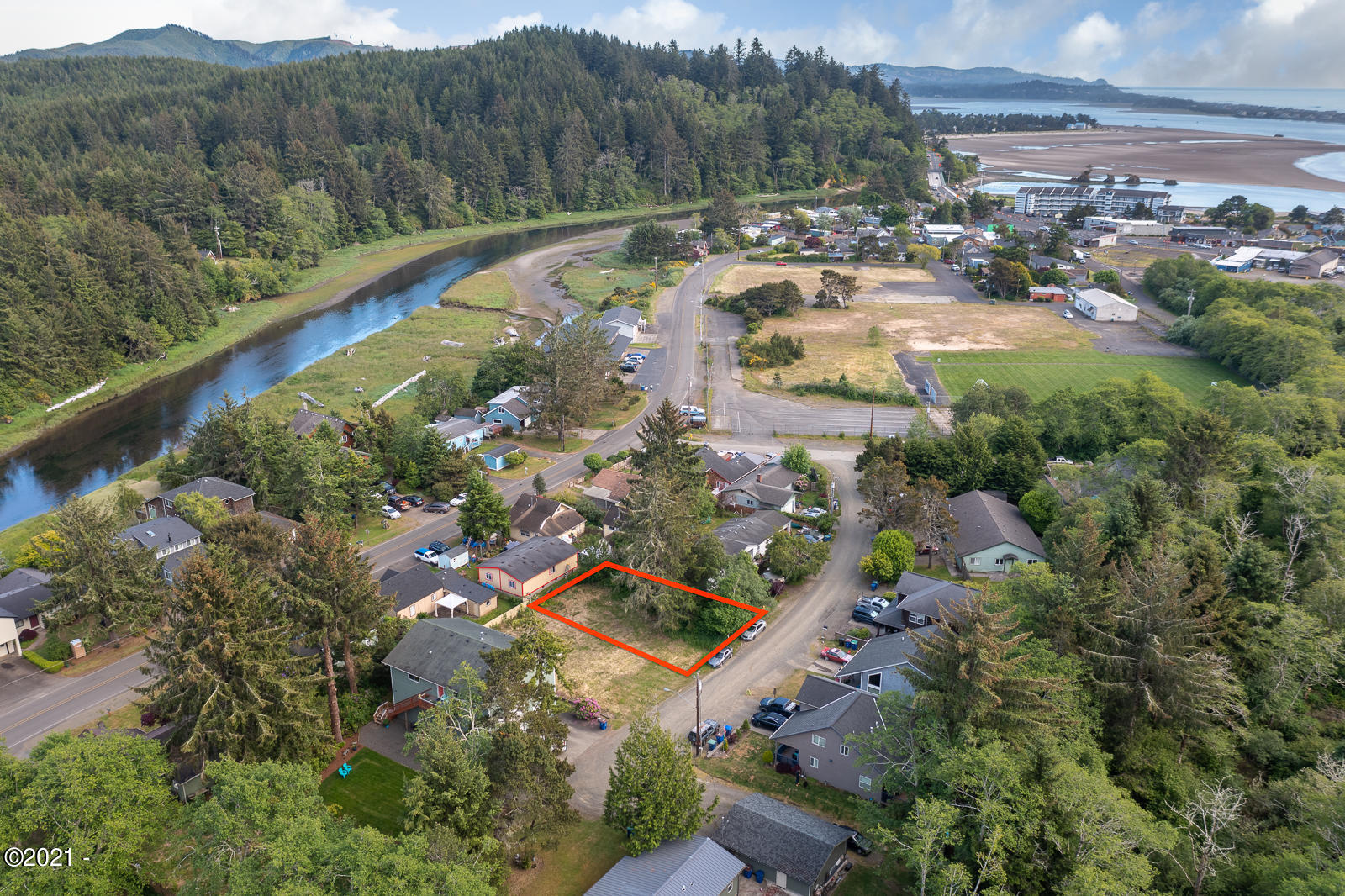 LOT 2900 SE Lee Ave, Lincoln City, OR 97367 - Lot 2900 SE Lee Ave Lincoln City