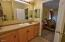 845 NW James Franks Ave, Siletz, OR 97380 - Master bath