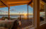 8136 SW Marine View Place, South Beach, OR 97366 - 07-Sunset From Dining Room