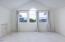 View windows in master bedroom