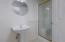 Upper bathroom within bedroom suite