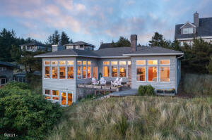 33685 High Tide Dr., Pacific City, OR 97135 - Exterior to East